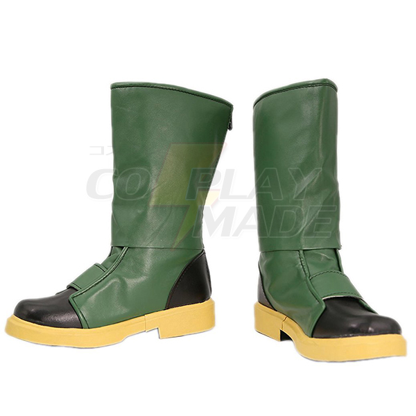 Zapatos Dragon Ball Bulma Cosplay Botas Carnaval