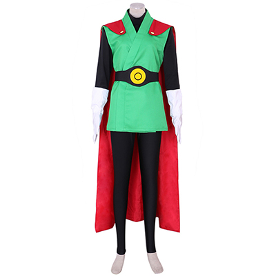Dragon Ball Z Super Saiyan 2 Son Gohan Kai Cosplay Costume Custom Made