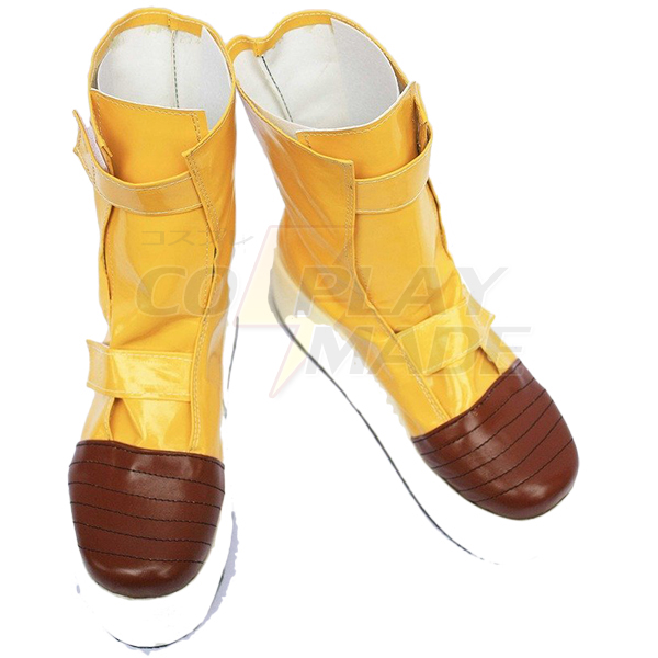 Dragon Ball Z Trunks Cosplay Boots Custom Made Shoes
