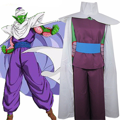 Dragon Ball Z Piccolo Daimao Fighting Yhtenäinen Cosplay Puku Asut