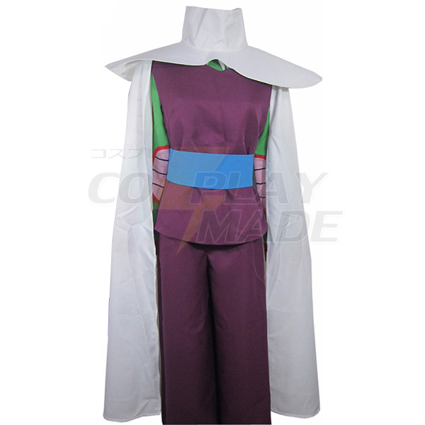 Dragon Ball Z Piccolo Daimao Fighting Uniform Cosplay Costume