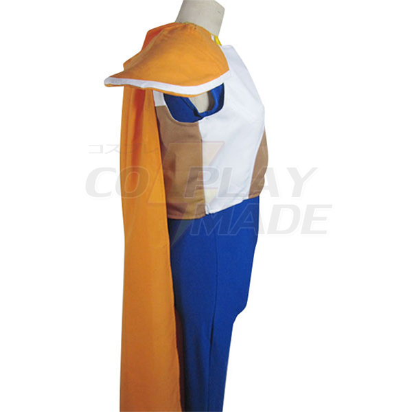 Costumi Dragon Ball Z Vegeta Saiyan Principessa Uniforme Cosplay