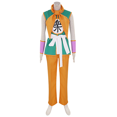 Dragon Ball Yamcha Cosplay Costume Custom Made