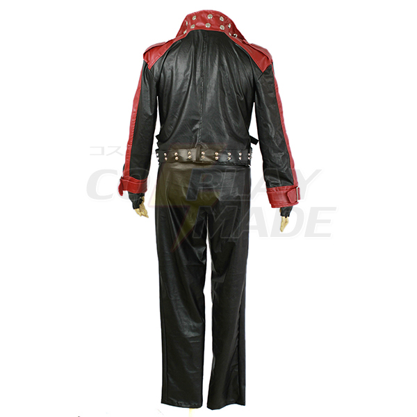 Disfraces DMMD Dramatical Murder Mizuki Cosplay for Leather Chaqueta