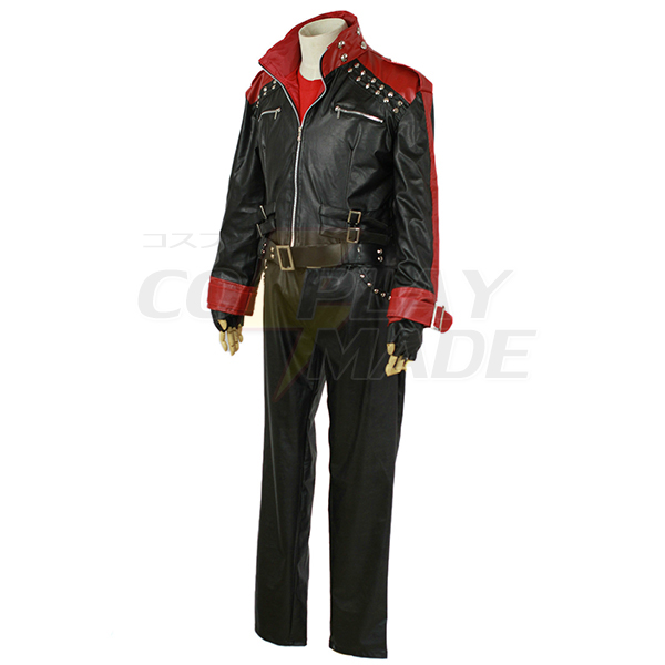 DMMD Dramatical Murder Mizuki Cosplay Costume for Leather Jacket