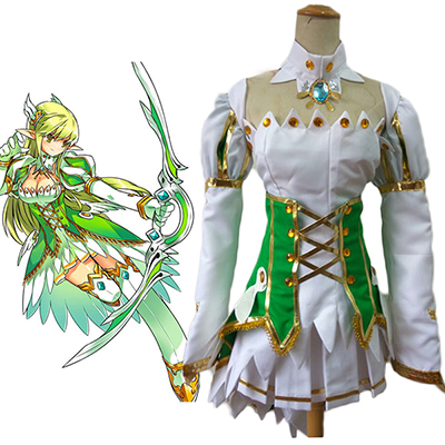 Elsword Grand Archer Costume Tailor Made