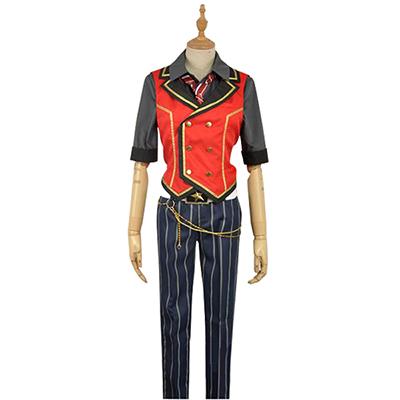 Ensemble Stars Akehoshi Subaru Faschingskostüme Cosplay Kostüme Bühnenperformance Kleider