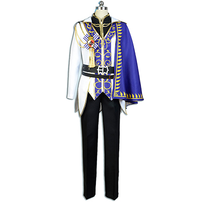 Ensemble Stars Akuma Ritsu Cosplay Kostuum Stage Performance-kleding