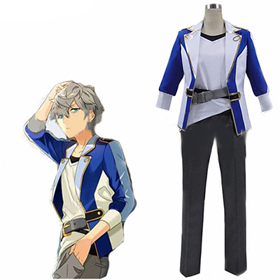 Ensemble Stars All Members Jackas Cosplay Kostym Karneval