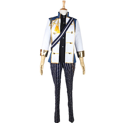 Costumi Ensemble Stars Arashi Narukami Singing Cosplay