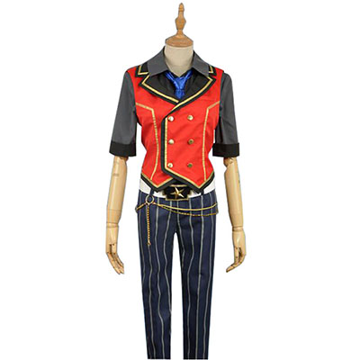 Ensemble Stars Hidaka Hokuto Cosplay Costume Perfect Custom
