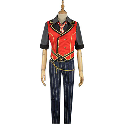 Ensemble Stars Isara Mao Cosplay Kostuum Perfect aangepast