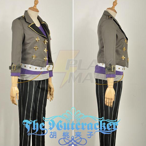 Ensemble Stars Kiryu Kuro Cosplay Costume Custom Made