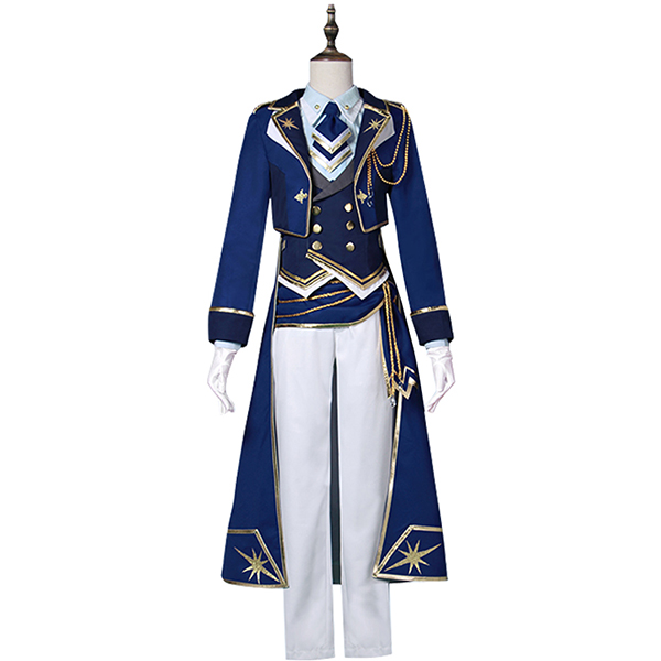 Costumi Ensemble Stars Knights Shining Tsukinaga Leo Cosplay