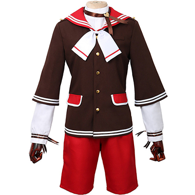 Ensemble Stars Melty Shino Hajime Valentine's Day Cosplay Costume