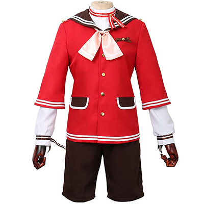 Ensemble Stars Melty Tomoya Mashiro Valentine's Day Cosplay Kostym