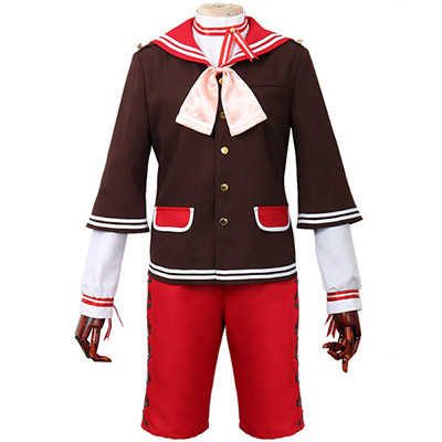 Ensemble Stars Nito Nazuna Chocolate Valentine's Day Cosplay Kostym