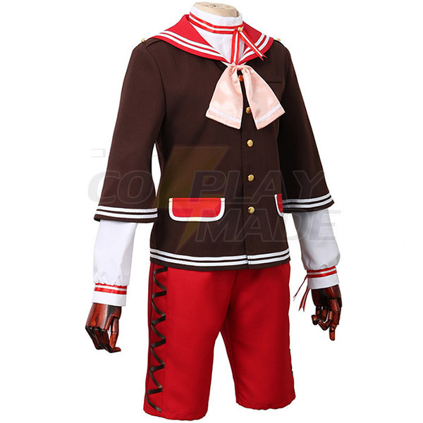 Ensemble Stars Nito Nazuna Chocolate Valentine\'s Day Cosplay Costume