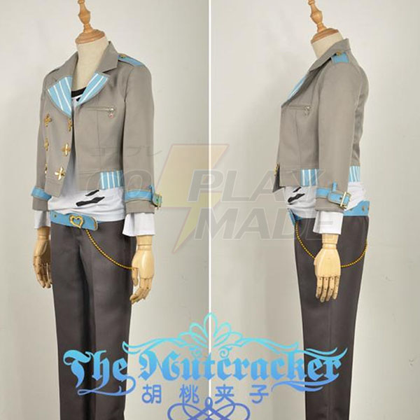 Ensemble Stars Oogami Koga Cosplay Costume Custom Made