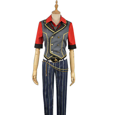 Ensemble Stars Sakuma Rei Cosplay Kostuum Perfect aangepast