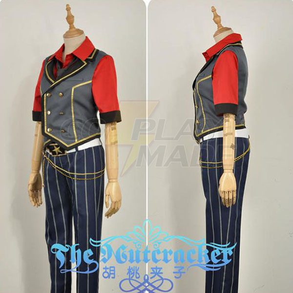 Ensemble Stars Sakuma Rei Cosplay Costume Perfect Custom