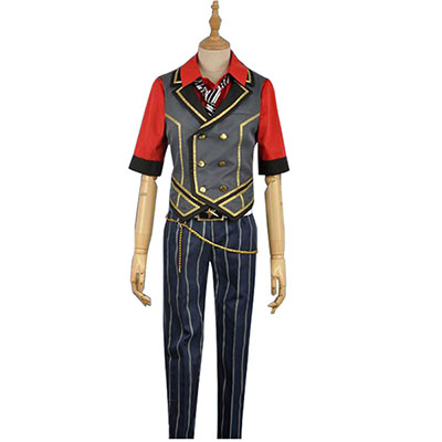 Ensemble Stars Sakuma Ritsu Cosplay Costume Perfect Custom