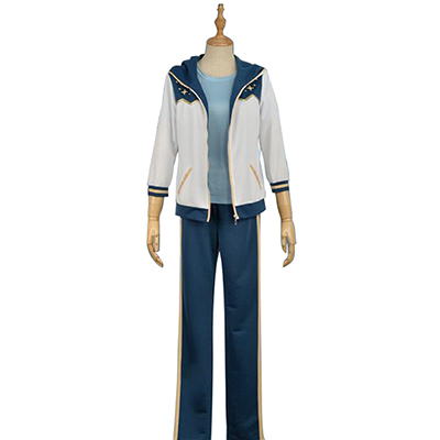 Costume Ensemble Stars Tsukinaga Leo Cosplay Déguisement Vêtements