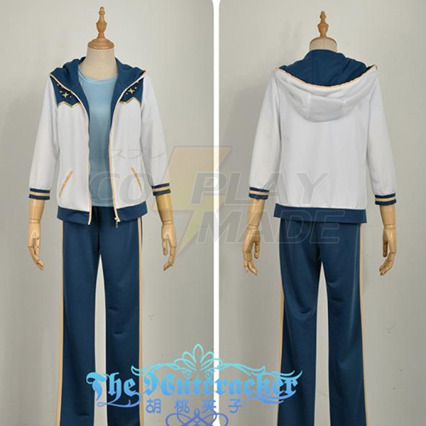 Ensemble Stars Tsukinaga Leo Cosplay Costume Stage Performence Clothes