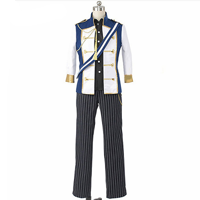 Ensemble Stars Unit Knights Sakuma Ritsu Cosplay Costume Perfect Custom