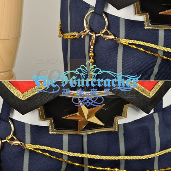 Disfraces Ensemble Stars Yuuki Makoto Cosplay Carnaval