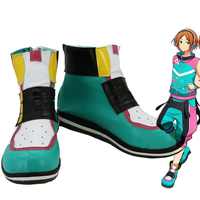 Ensemble Stars Aoi Yuta 2 Wink Cosplay Boots Custom Made Shoes