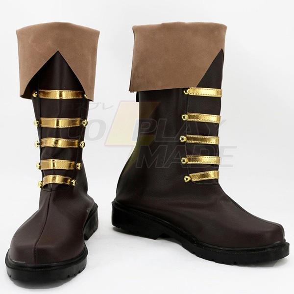 Ensemble Stars Shino Hajime Cosplay Boots Custom Made Shoes