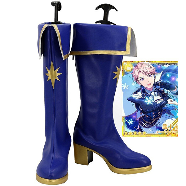 Ensemble Stars Star Festival Cosplay Boots Custom Made Shoes
