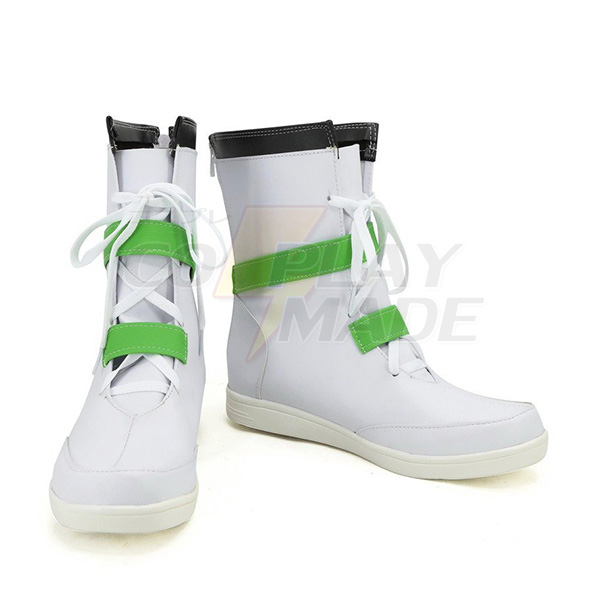 Ensemble Stars Trickstar Takamine Midori Cosplay Boots Custom Made Shoes