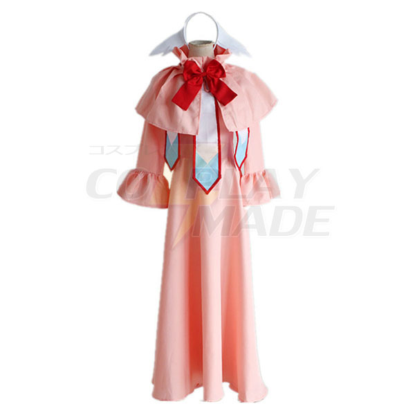 Costumi Fairy Tail First Guild Master Cosplay Fairy Adviser Mavis Vermil