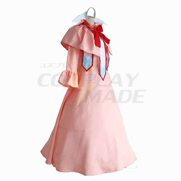 Fairy Tail First Guild Master Cosplay Costume Fairy Adviser Mavis Vermil