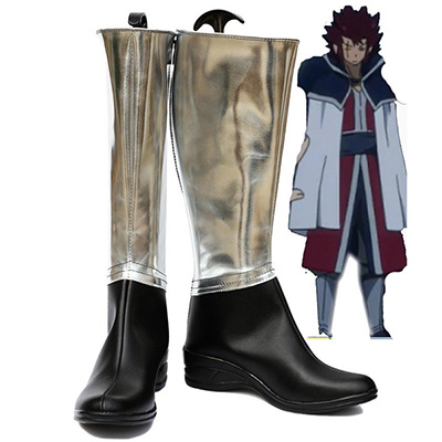 Fairy Tail Cobra Cosplay Chuteiras Carnaval Sapatos