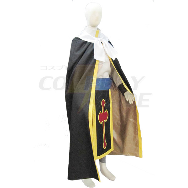Disfraces Fairy Tail Dragon Slayer Shadow Dragon Rogue Cheney Ryos Cosplay