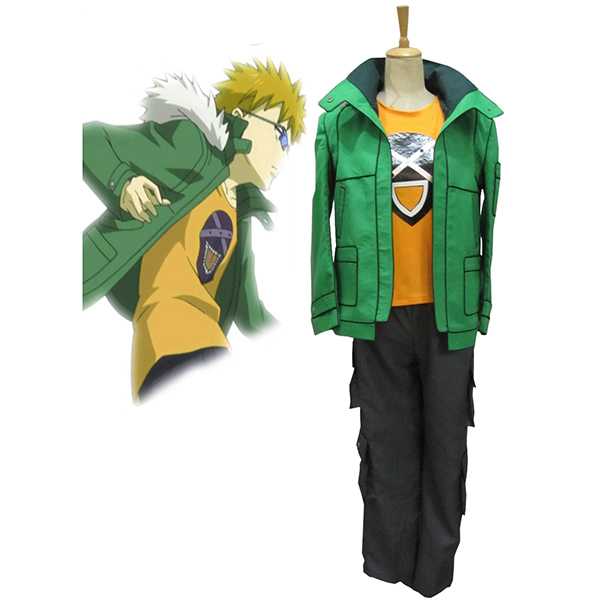 Fairy Tail Leo Loke Loki Cosplay Costume Tailor Made