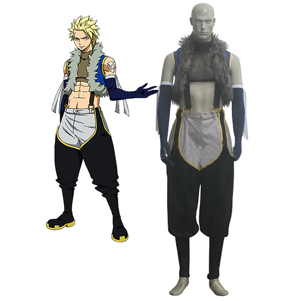 Fairy Tail Sting Eucliffe Cosplay Costume Tailor Made