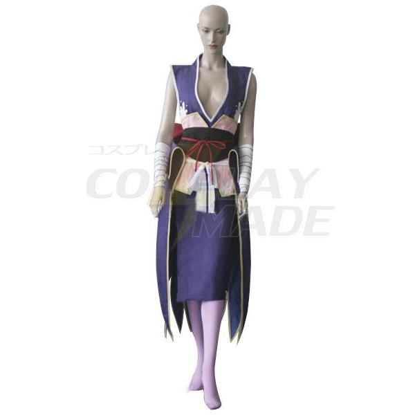Fairy Tail Titania Erza Scarlet Forever Empress Armor Kimono Cosplay Costume