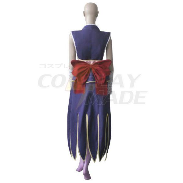 Disfraces Fairy Tail Titania Erza Scarlet Forever Empress Armor Kimono Cosplay