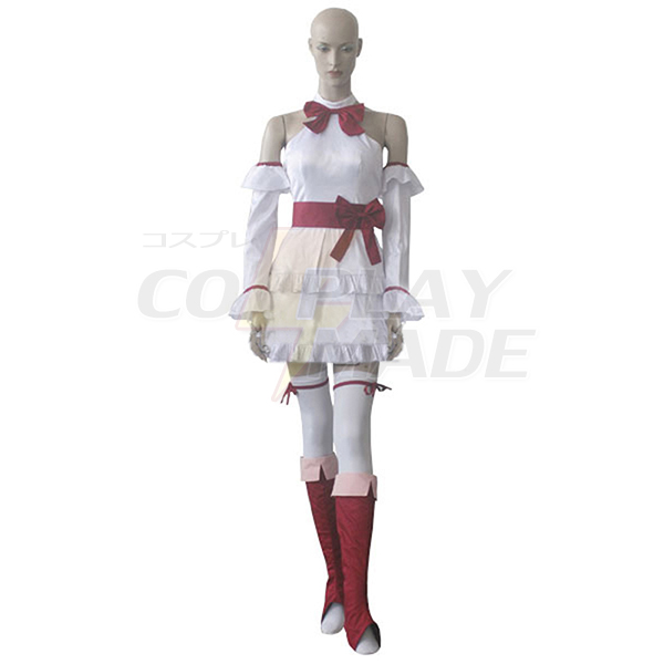 Fairy Tail Wendy Marvell Dress Cosplay Costume Tailor Made
