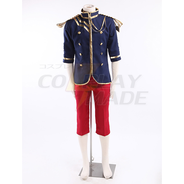Uta no Prince-sama Otoya Ittoki Military Uniform Cosplay Costume Tailor Made
