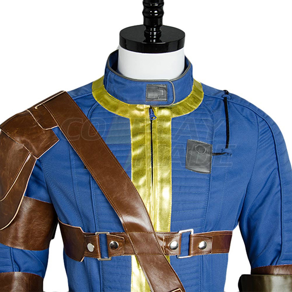 Costumi Fallout 4 Nate Vault Male Sole Survivor Nate Cosplay