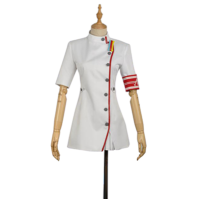 Fate/Extella: The Umbral Star Saber Attila Cosplay Costume