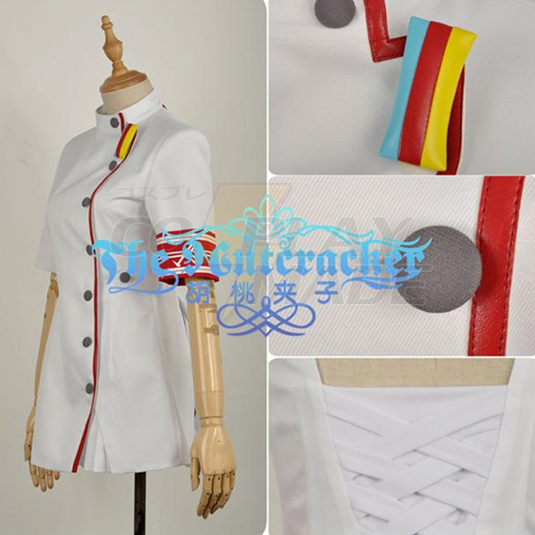 Costumi Fate/Extella: The Umbral Star Saber Attila Cosplay