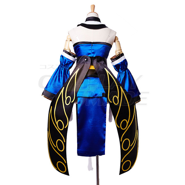 Fate∕Extra CCC Caster Tamamo no mae Cosplay Costume