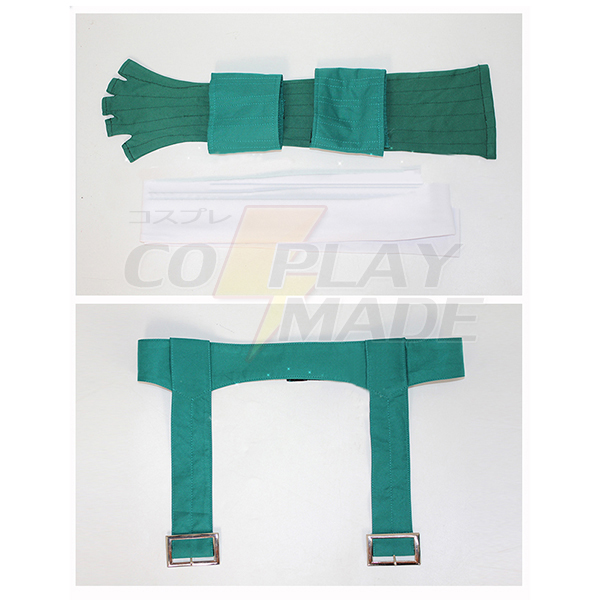 Fate/Extra Robin Hood Cosplay Costume Stage Performence Clothes
