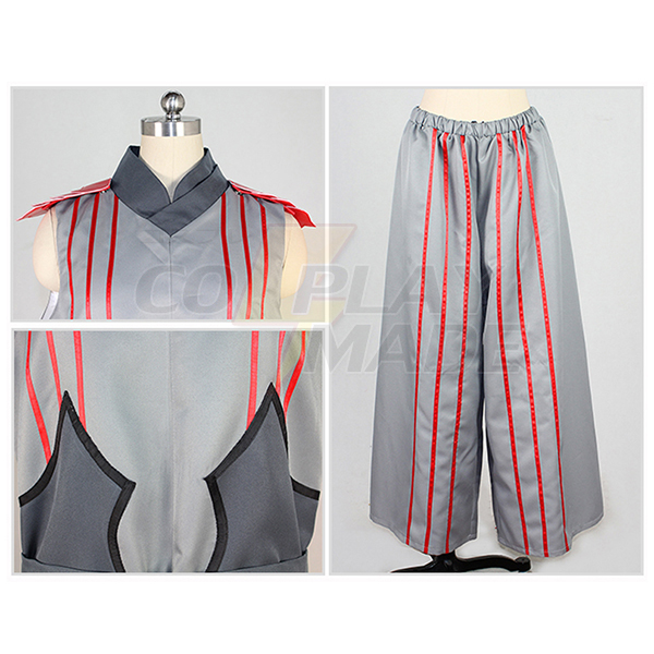 Fate Grand Order Fuuma Koutarou Cosplay Costume Stage Performence Clothes